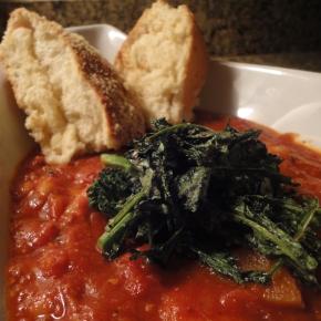 Vegetable & Bacon Soup… recipe & winepairings