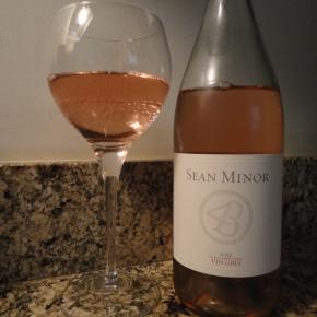 "A wine you should know… Sean Minor ""Four Bears"" VinGris"
