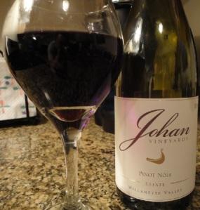 Johan Pinot Noir