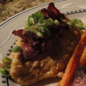 """Loaded"" Cauliflower & Potato Puree… requested byMeaghan"