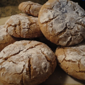Brown sugar cookies… they taste just like ablondie!