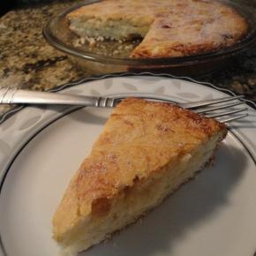 Lemon Vanilla Cake