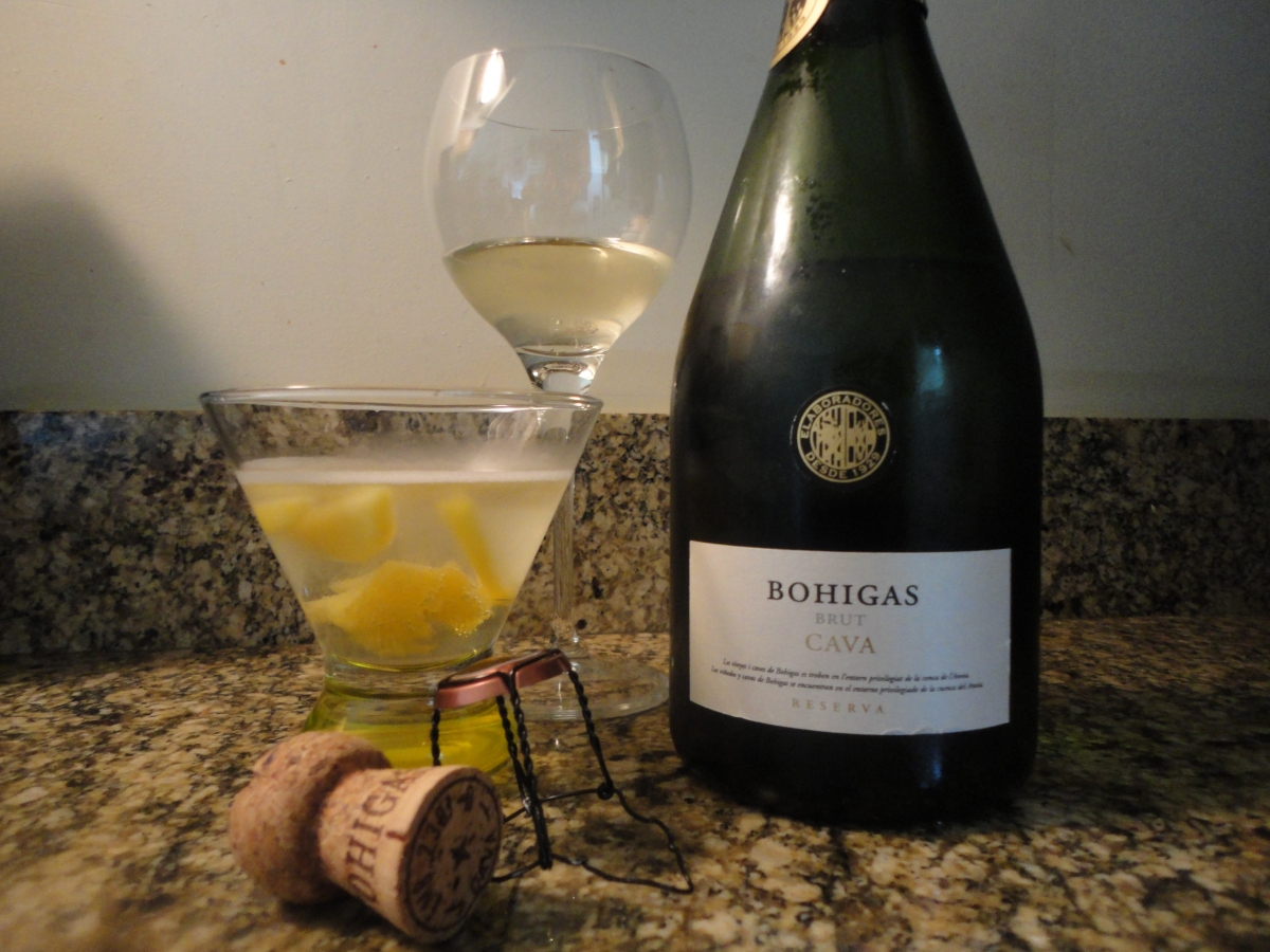 A wine you should know... Bohigas Brut Reserva Cava