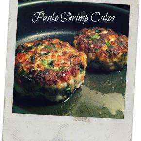 Panko Shrimp Cakes