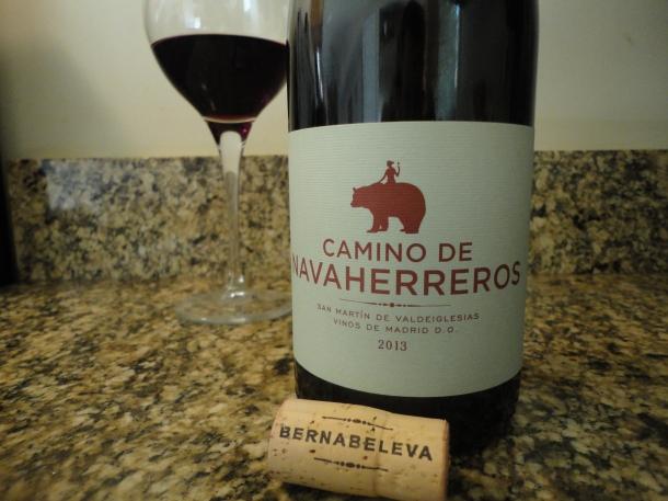 2013 Camino de Navaherreros by Bernabeleva