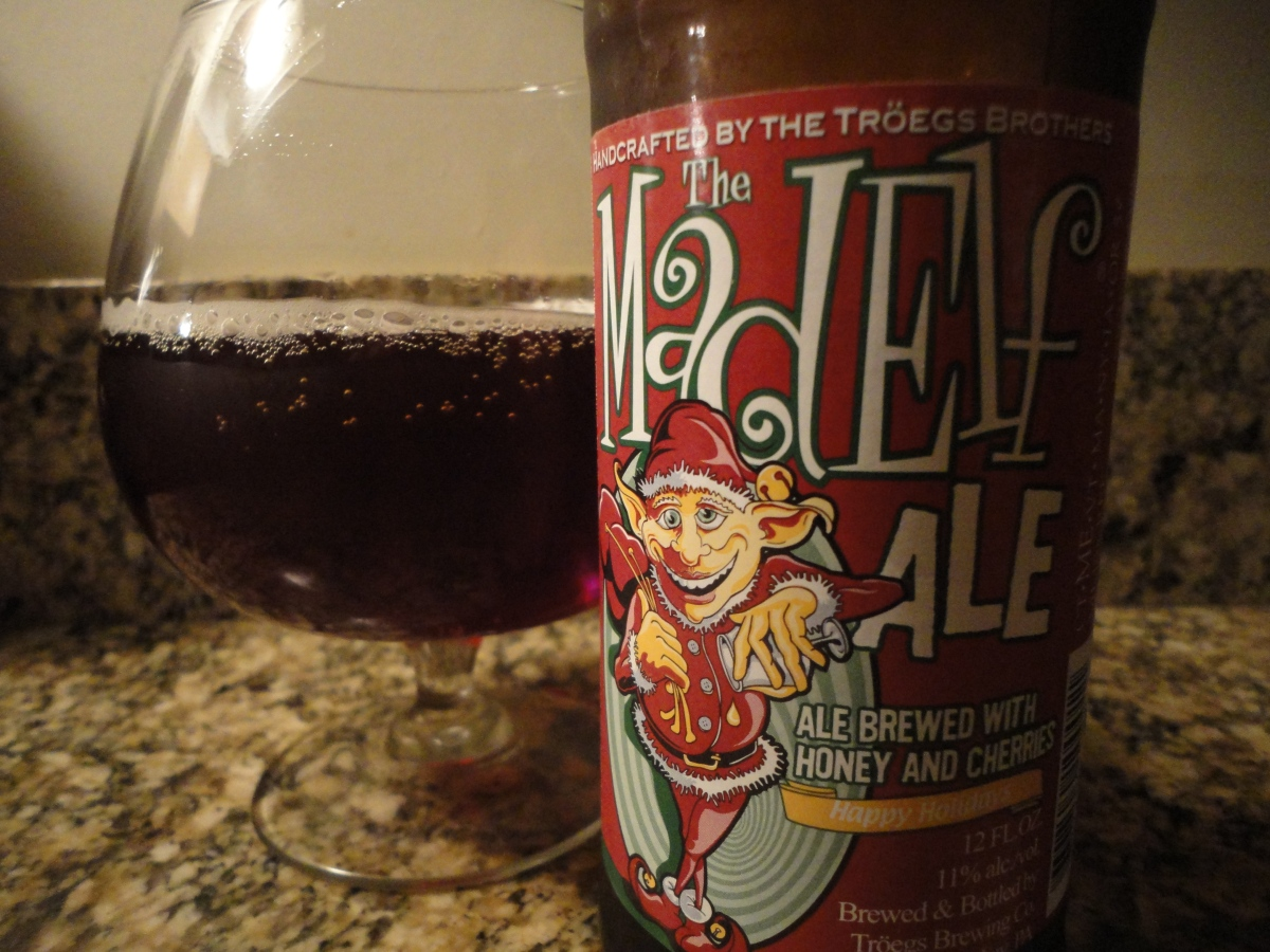 A beer you should know... Tröegs Mad Elf
