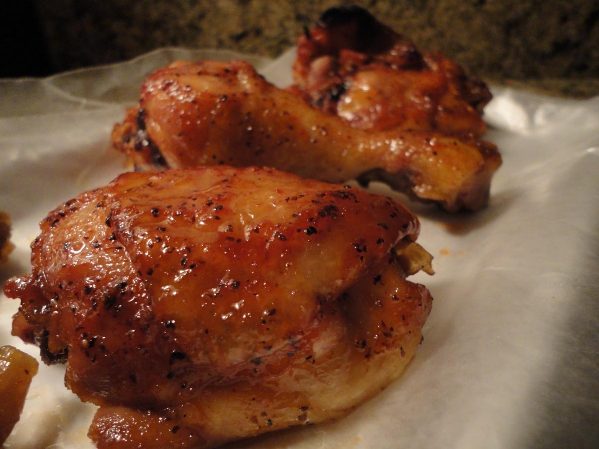 Spicy, Sweet & Sour Chicken