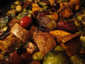Vegan Winter Hash