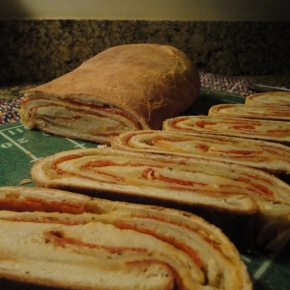 Stromboli… the ultimate crowd pleaser